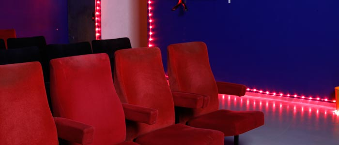 Kino - Sexshop Angelique, Freiburg